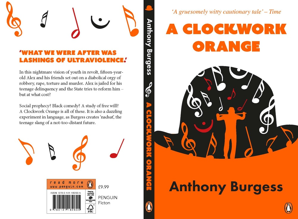Book Cover Competition ~ Penguin book cover competition liam fish design